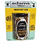 SS Adams Snake Nut Can