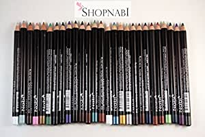 Nabi Cosmetics 24pcs Nabi High Quality Eyebrow and E...