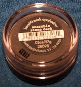 Bare Escentuals Wearable Stone Dark Eyeshadow .57 gr