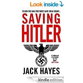 Saving Hitler (Maddox Book 2)