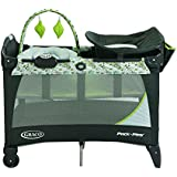 Graco Pack 'n Play Playard with Newborn Napper Station LX, Caraway