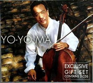 Gift Set: Yo-Yo Ma Plays Ennio Morricone / Soul of the Tango / Classic Yo-Yo