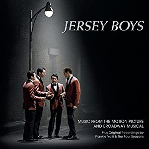 Jersey Boys Music From The Motion Picture And Broadway Musical from Rhino