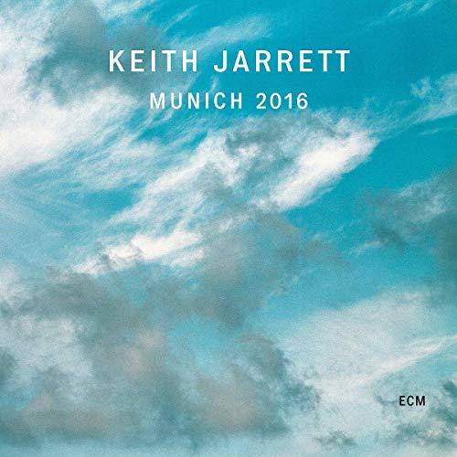 CD : KEITH JARRETT - Munich 2016 (2 Discos)