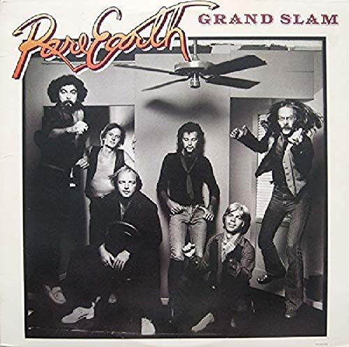CD : Rare Earth - Grand Glam (Mini LP Sleeve)