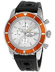 Breitling Men's a1332033/g689 Superocean Chronograph Watch