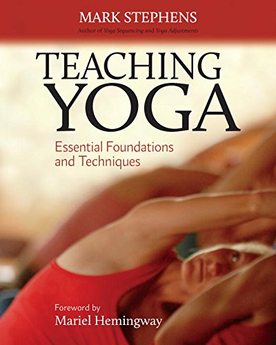Teaching Yoga: Essential Foundations And Techniques $15.60