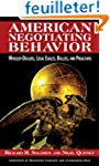 American Negotiating Behavior: Wheele...