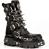 New Rock Boots Style 727 S1 Black