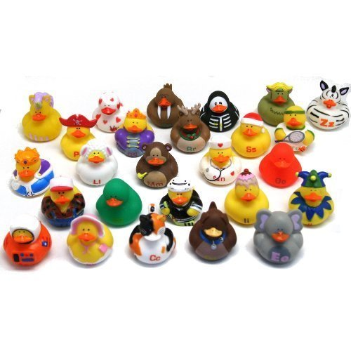 rin-abcs-rubber-duckies-set-of-26-size-set-of-26-model-rdalpha-newborn-baby-supply