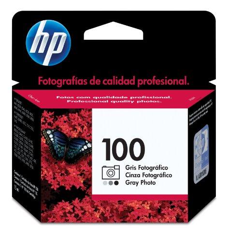 HP C9368AE Cartuccia Inkjet 100, Grigio Foto