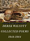Collected Poems, 1948-1984 (0374520259) by Walcott, Derek
