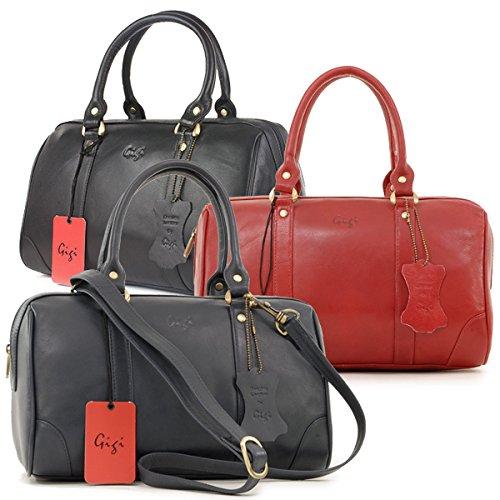 Gigi - Midi Grab Bag - Leather