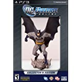 DC Universe Online Collector's Edition - Playstation 3 ~ Sony