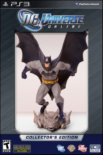DC Universe Online Collector's Edition