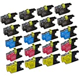 20 Pack Compatible Inkjet