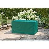 Schutzhülle für Kissenbox 126x55x51 cm grün