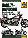 Haynes Shovelhead and Evolution Repair Manual 2536
