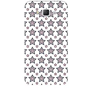 Skin4gadgets STARS PATTERN 20 Phone Skin for SAMSUNG GALAXY GRAND MAX (G720)