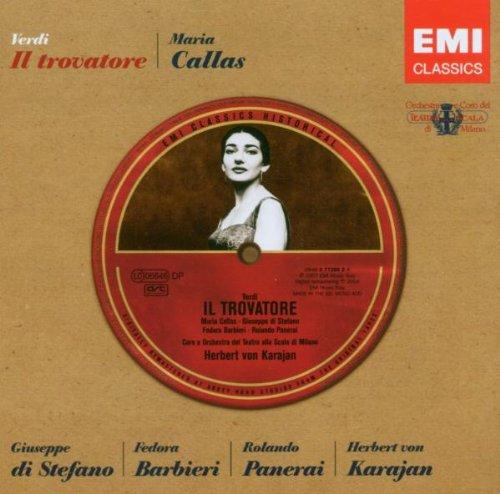 Il Trovatore (Callas) - Verdi - DVD