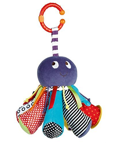 Mamas & Papas Babyplay Dangly Octopus Activity Toy