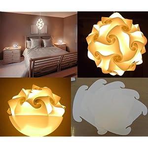 Lambda Puzzle Lampada Romantica Lamps - Ideal Custom Lighting