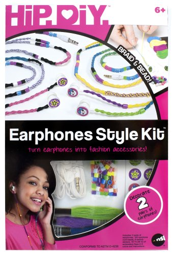 HIP DYI Earphones Style Kit