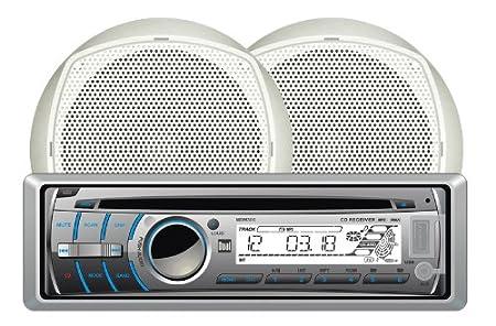 Dual MCP300 Autoradio CD/DVD