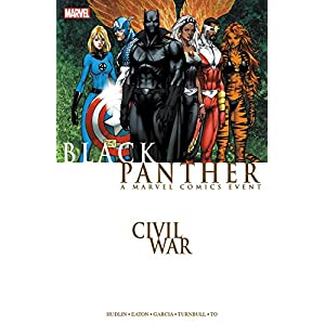 Civil War: Black Panther (New Printing)