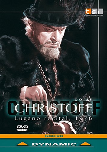 Boris Christoff - Lugano Recital, 1976
