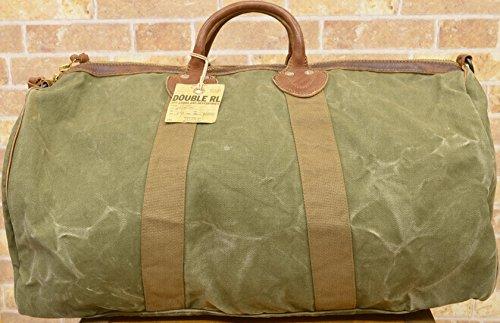 (ダブルアールエル) RRL ブリティッシュ ダッフル バッグ British Duffel Bag 並行輸入品