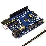 waves Arduino UNO R3 互換品 開発ボード 学習ボード 改良版 国内配送 USBケーブル付属
