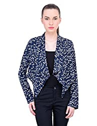 Oxolloxo Women floral jacket