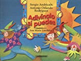 img - for Adivinalo Si Puedes / Guess if you Can (Spanish Edition) book / textbook / text book