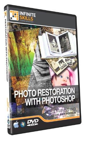 Infinite Skills Photo Restoration With Photoshop - Training DVD (PC/Mac)