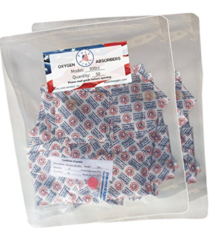 how to use oxygen absorber packets