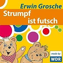 Strumpf ist futsch (       ungekürzt) von Erwin Grosche Gesprochen von: Leona Mähler, Ben Falkenroth, Ludger Burmann