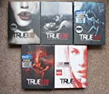 True Blood Complete Seasons 1-5 DVD Bundle