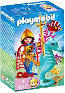 Playmobil - 4817 - Figurine - Prince des Mers