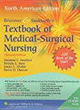 Brunner & Suddarths Textbook of Medical Surgical Nursing, 11th Edition (2 Volumes)