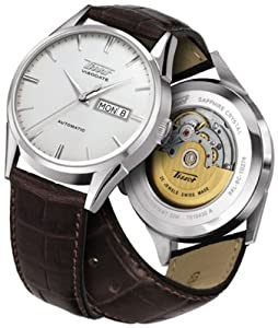 Tissot Mens Automatic Stainless Steel watch #T019.430.16.031.01
