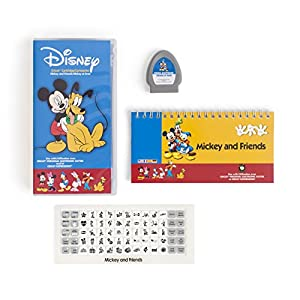 Cricut 29-0382 Shape Mickey and Friends Cartridge for Cricut Cutting Machines