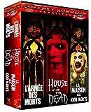 echange, troc Coffret 3 DVD horreur : La maison des 1000 morts / House of the dead / L'armée des morts