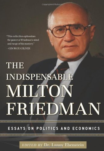 milton friedman essay 1970 Milton friedman's monetary economics and the quantity-theory tradition james r lothian milton friedman taught at the university of chicago from shortly after wwii to 1977 in an a restatement published as the lead essay in studies in the quantity theory of money.