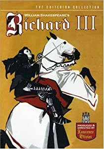 Criterion Collection: Richard III [Import USA Zone 1]