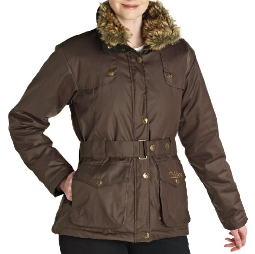 Caldene Women's Hamilton Jacket - Chocolate, Large