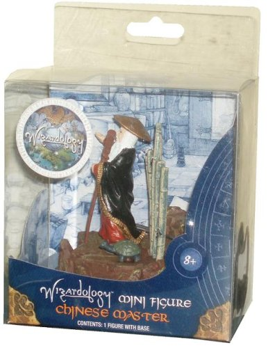 Wizardology Chinese Master Mini Figure
