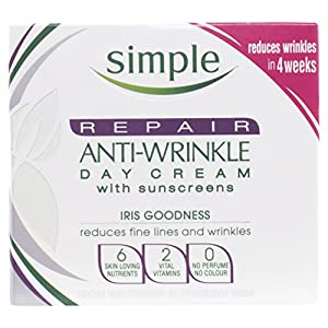 Simple Repair Anti Wrinkle Day Cream 50 ml