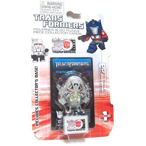 Starscream Transformers Movie 30th Anniversary 1.5 Inch Series 1 Mini Figure by Hasbro