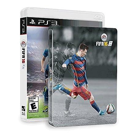 FIFA 16 & SteelBook (Amazon Exclusive) - PlayStation 3